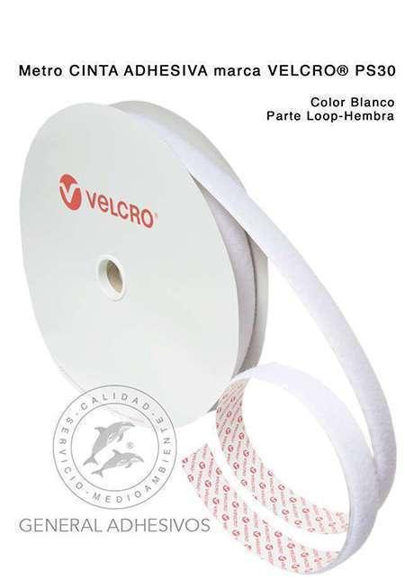 Cinta de velcro 2m blanco adhesiva velcro velcro cinta de velcro cinta adhesiva